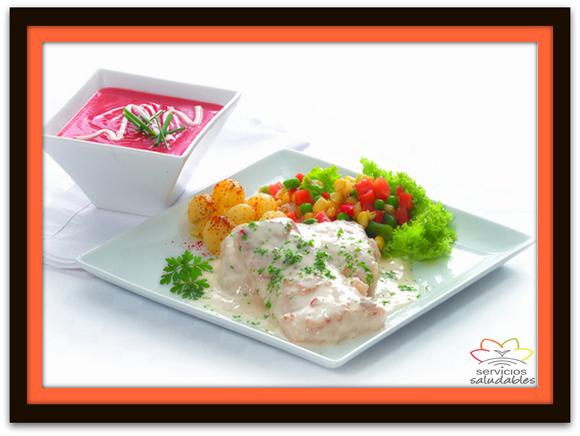 Servicios saludables como preparar una cena super - Como preparar una cena saludable ...